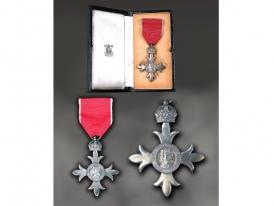 Medals of Mansoor Al Arayedh