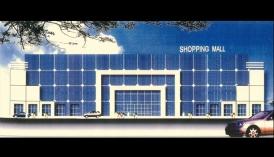 Shopping Centre at Sugaiya