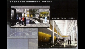 Business Center at the Office Space Center